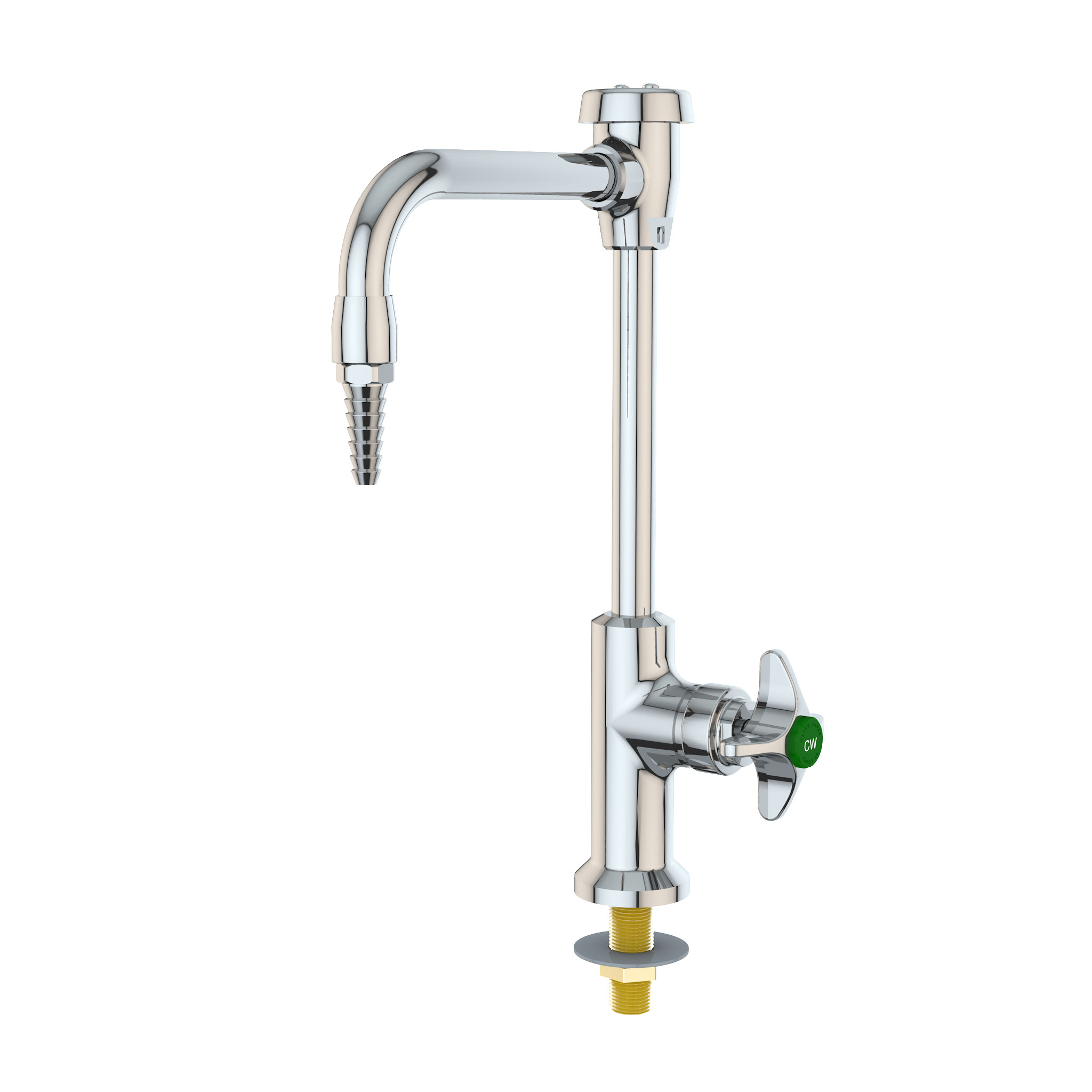 Laboratory Single Faucets – WaterSaver Faucet Co.
