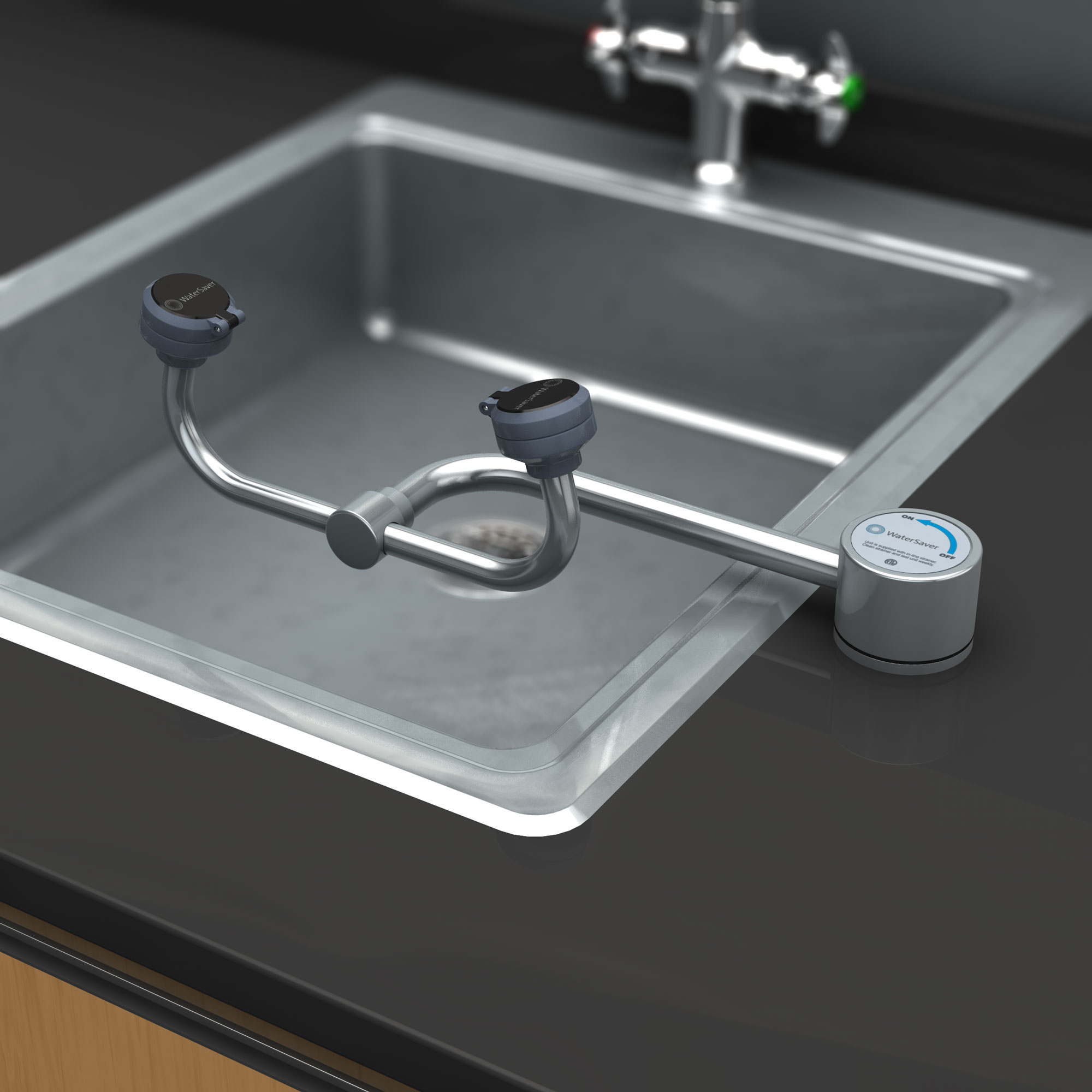 Eyewashes – WaterSaver Faucet Co.