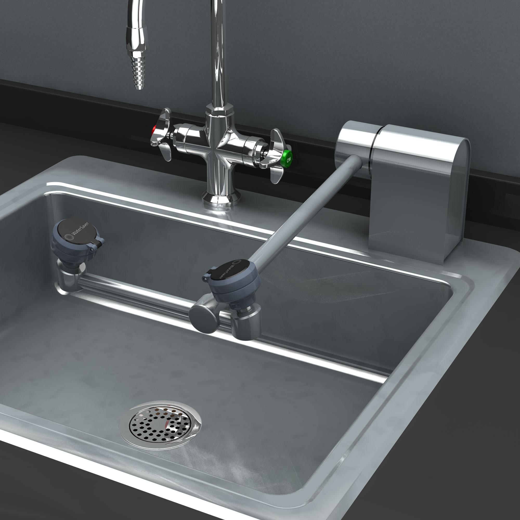 Ew899 Watersaver Faucet Co