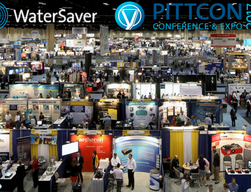 WaterSaver Faucet at PITTCON 2017