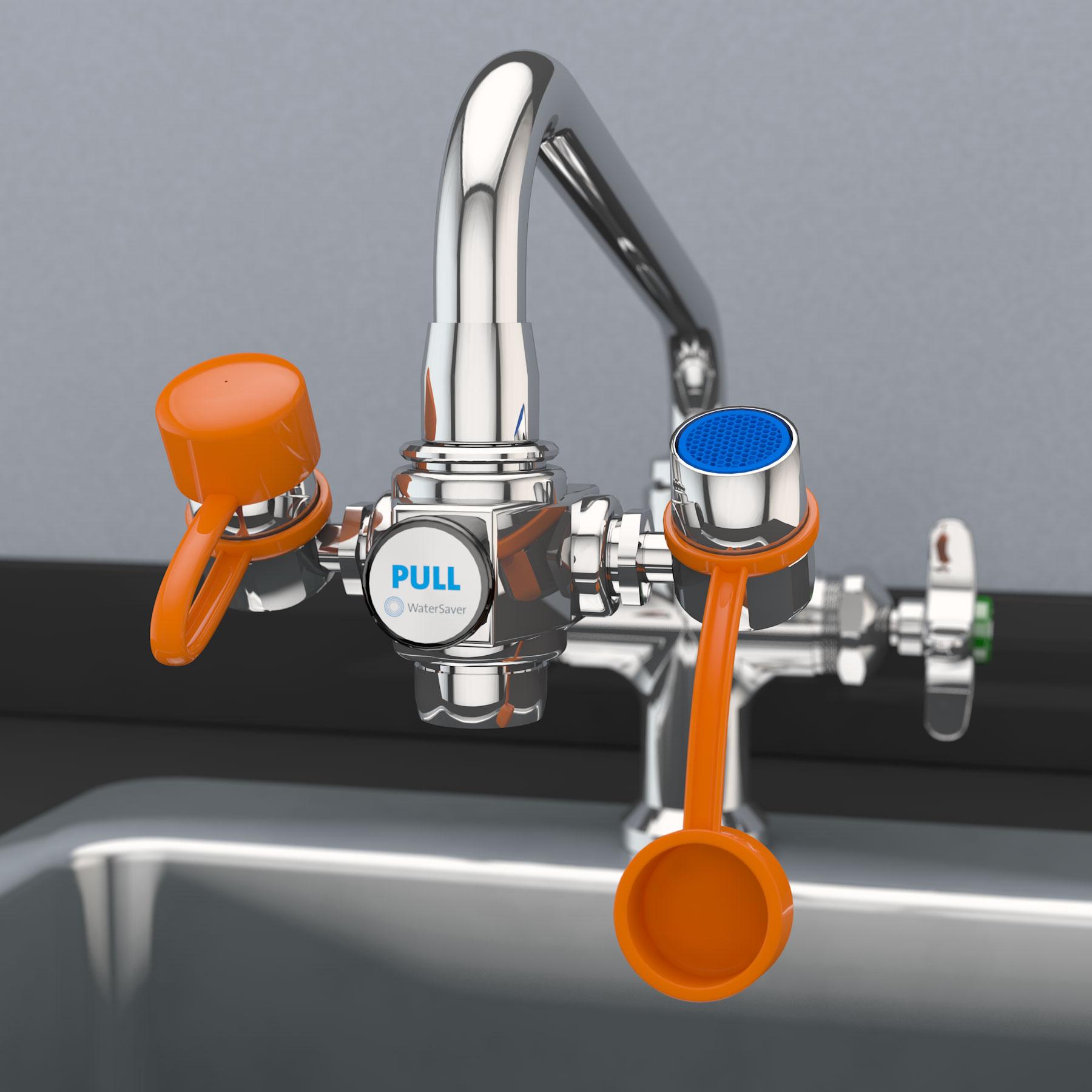 EW100 – WaterSaver Faucet Co.