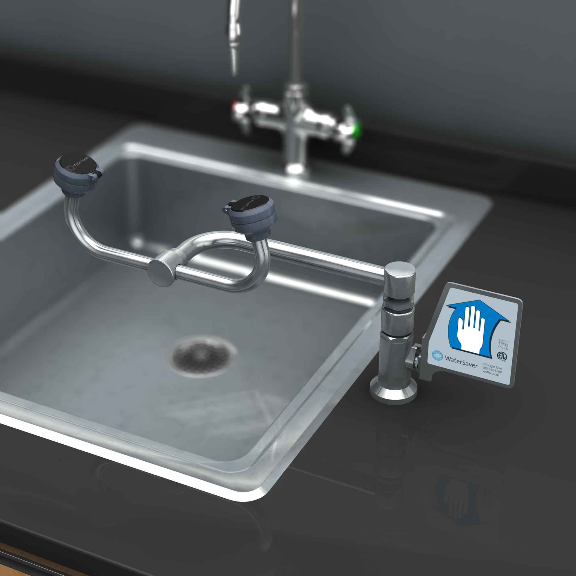 EW893 – WaterSaver Faucet Co.