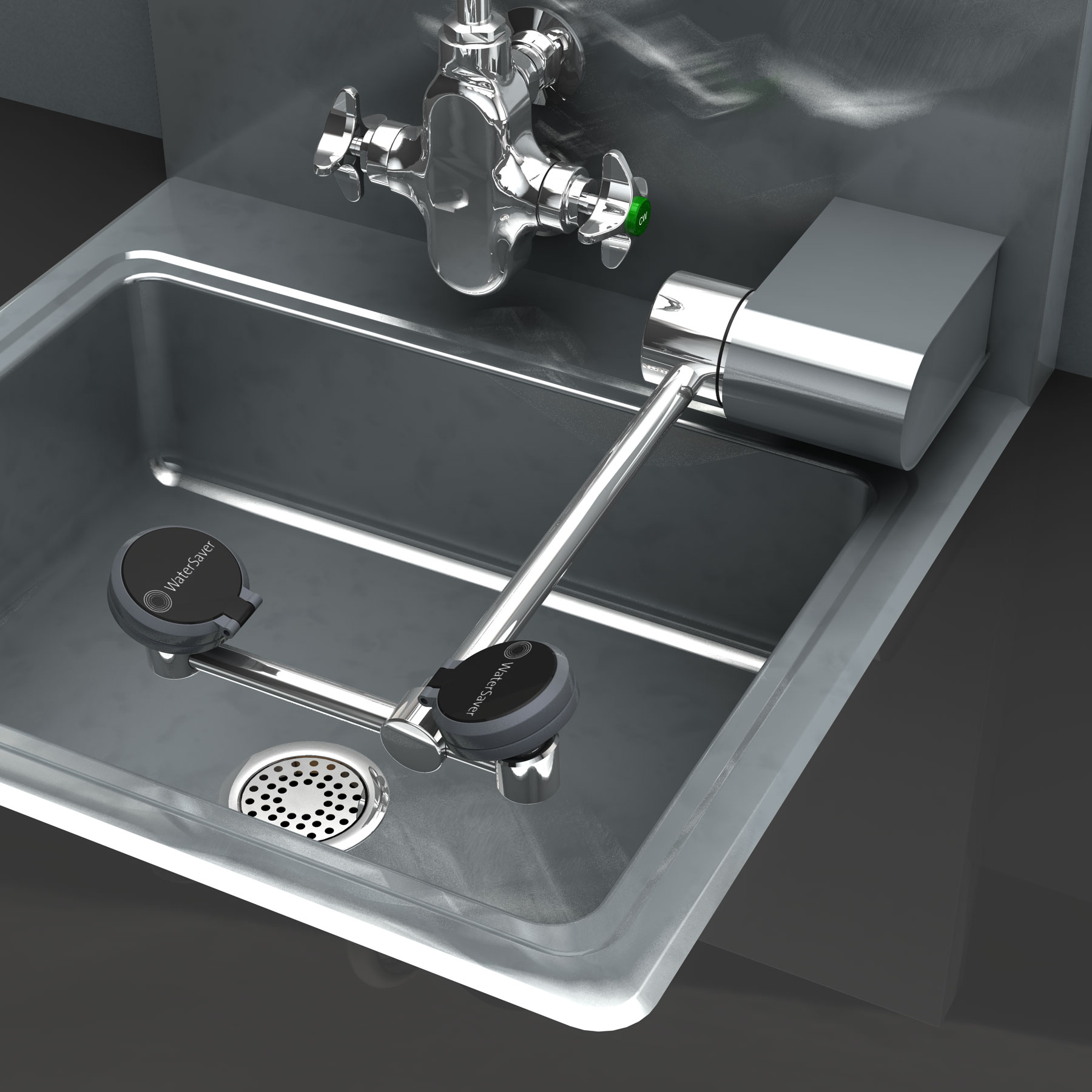 FE778 – WaterSaver Faucet Co.